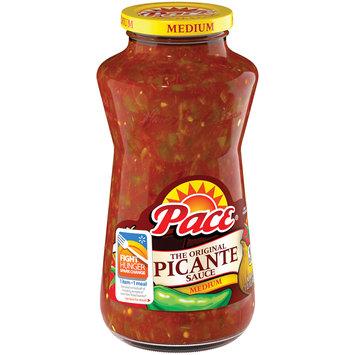 Pace Medium Picante Sauce 24 oz.