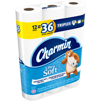 Charmin® Ultra Soft™ Toilet Paper 12 ct Pack
