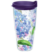 Tervis Hydrangeas 24-oz. Tumbler (Purple)