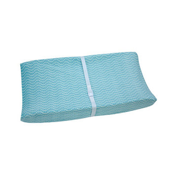 Carter's Laguna Monkey Contoured Changing Pad Cover