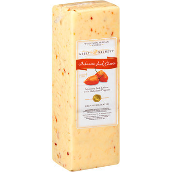 Great Midwest® Habanero Jack Cheese Pack