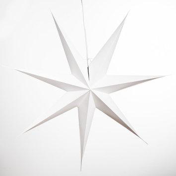 Hometownevolutioninc Pointed Paper Star Light