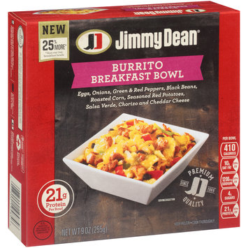 Jimmy Dean® Burrito Breakfast Bowl 9 oz. Microwave Bowl