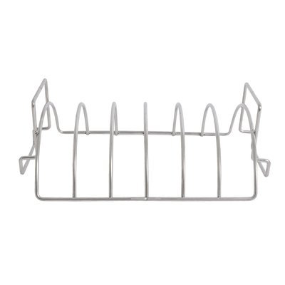 Pit Boss Reversible Six-Slab Rib Rack and Roasting Rack with Logo