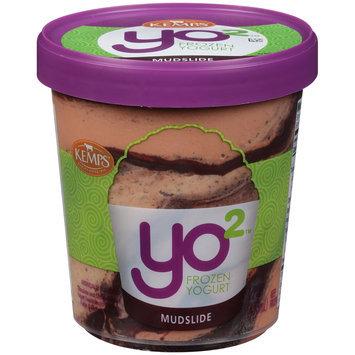 Kemps® Yo2™ Mudslide Frozen Yogurt 1 pt. Tub