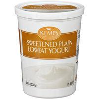 Kemps® Sweetened Plain Lowfat Yogurt 5 lb. Tub