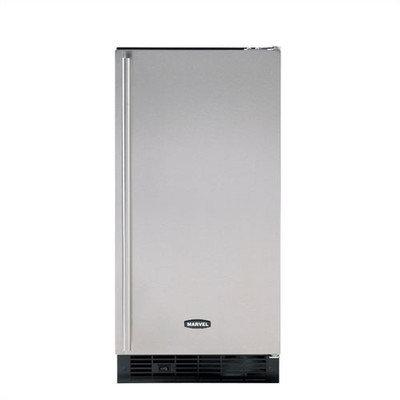 MARVEL 14.87-in 30-lb Capacity Ice Maker (White) 30IMAT-WW-F-L-P