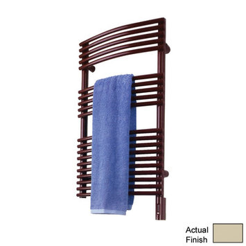 Runtal STRED-3420-R001 Solea Electric Towel Radiator Direct Wire, 34