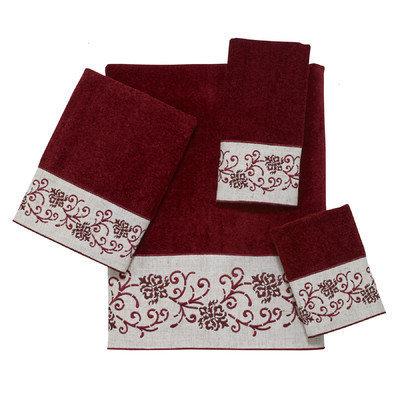 Avanti Serenity 4 Piece Towel Set