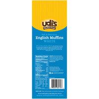 Udi's® Gluten Free White English Muffins 15.7 oz. Box
