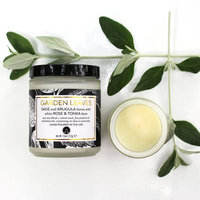 Aestheticcontent Garden Leaves Scented Soy Jar Candle Size: 3.56
