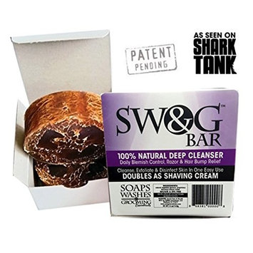 SWAG Bar Soaps Washes & Grooming Essentials