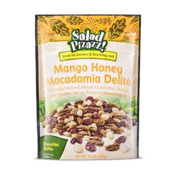 Salad Pizazz! Mango Honey Macadamia Delite Salad Topping, 3.5 oz