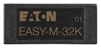 EATON EASY-M-32K Memory Cartridge, For Easy500-800 Series