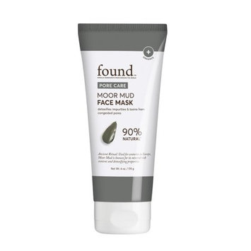 Hatchbeauty Products FOUND PORE CARE Moor Mud Face Mask, 6 Fl Oz