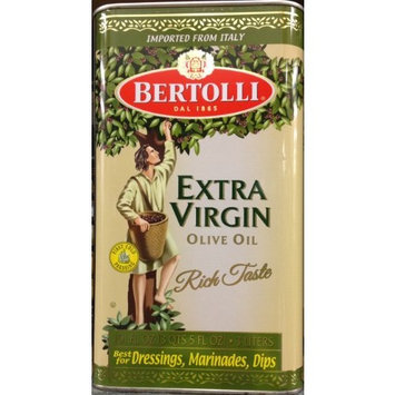 Bertolli Extra Virgin Olive Oil Italy Tin Can, 3 L