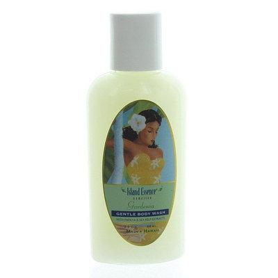 Island Essences Island Essence Body Wash 2 oz. - Gardenia
