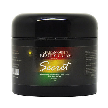 African Queen Advanced Beauty Cream Secret 2 Oz with Shea Butter