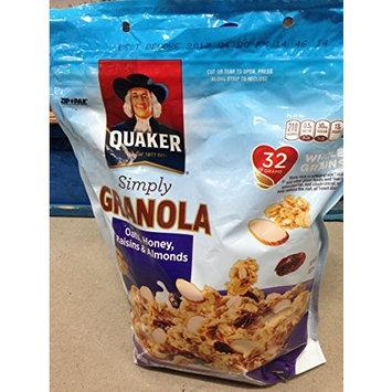 Quaker Natural Granola 69 oz