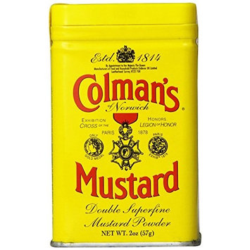 Colman's Dry Mustard, 2 oz (Pack of 2)