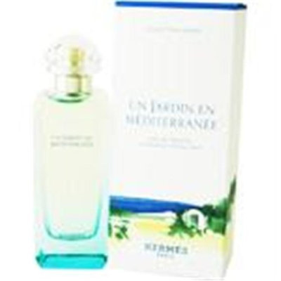 Un Jardin En Mediterranee By Hermes Edt Spray 3.4 Oz