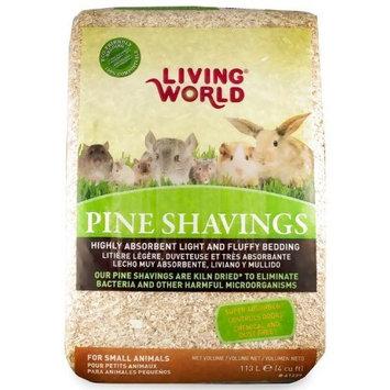Living World Pine Shavings, 2-Cubic Feet