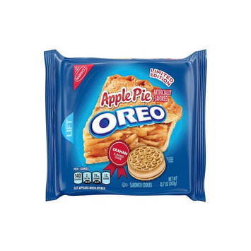 Oreo Apple Pie Cookies limited edition 10.7oz, pack of 1