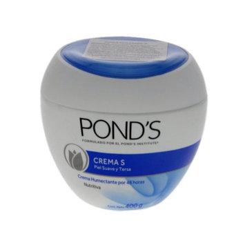 Unilever Ponds Mosturizing S Cream 400g - Crema S Humectante (Pack of 6)