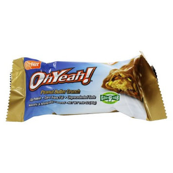 ISS Research - OhYeah Good Grab Protein Bar Peanut Butter Crunch - 1.59 oz.