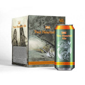 Bell's Brewery Bell' Two Hearted Ale 4 pack