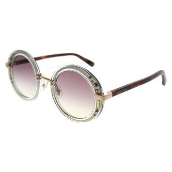Jimmy Choo JC Gem 2KQ FW Women's Round Sunglasses