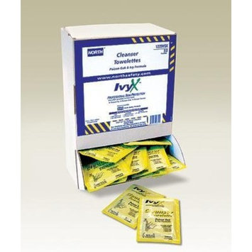 8' X 6' Single Towelette Pouch Ivyx Pre-Contact Poison Plant Barrier by Coretex