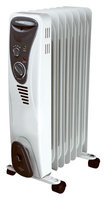 Midea International Trading HO-0218H Oil-Filled Convection Radiator Heater - Quantity 1