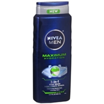 Nivea Men Body Wash Cool