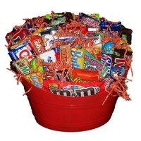 Gordan Gifts Inc Ultimate Snackers Candy Gift Basket