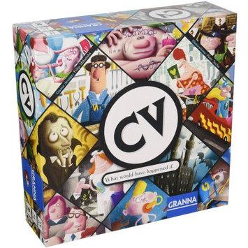 CV Card Game PGS111 Passport Game Studio
