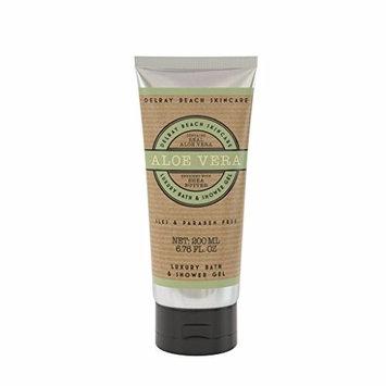 Delray Beach Skincare Aloe Vera Luxury Bath & Shower Gel