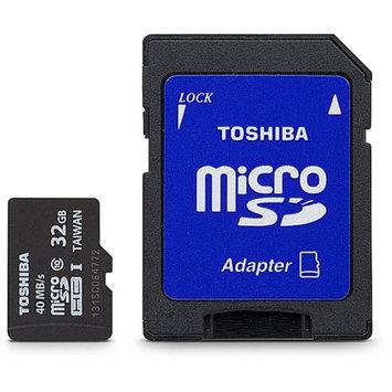 Toshiba 32GB microSD High Capacity (microSDHC)