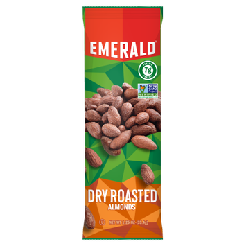Snyders-lance Emerald Dry Roasted Almonds