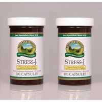 Nature's Sunshine Stress J 100 Capsules