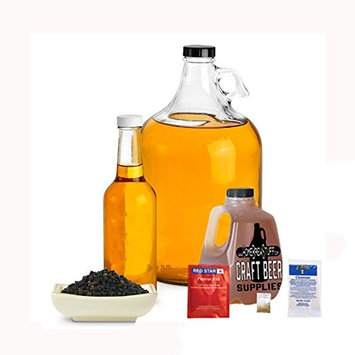 Home Brew Stuff NM-REC-EH Basic 1 gal Nano-Meadery Elderberry Honey Mead Recipe Refill Kit