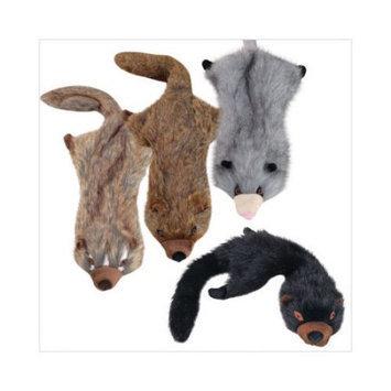Pet Pals US996 17 Grriggles Unstuffies Fisher Cat