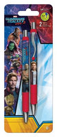 Gel Pens 2pk - Marvel - Guardians 2 iw0126