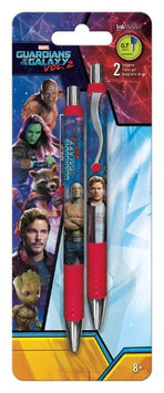 Gel Pens 2pk - Marvel - Guardians 2 iw0126