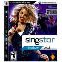 Sony Singstar Vol. 2 (PS3) - Pre-Owned