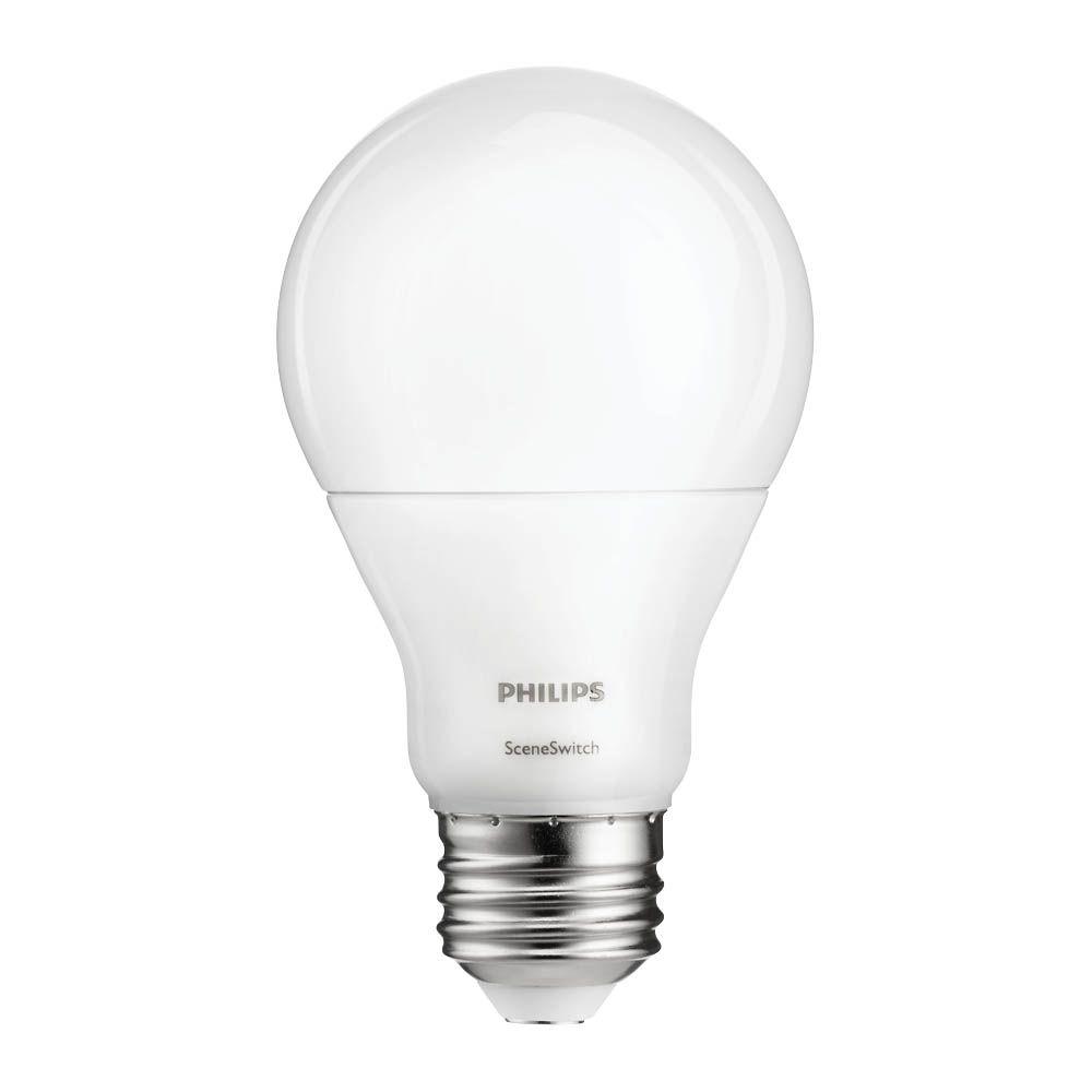 9.5W - 8W - 3W (60W) Medium Screw base Bulb