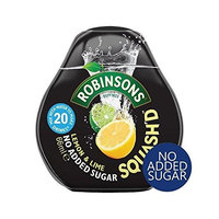 Robinsons Squash'd Lemon & Lime No Added Sugar 66ml