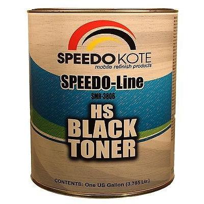 Speedokote HS Black Toner, gallon SMR-3806