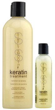 Simply Smooth Brazilian Keratin Treatment Original Formula Reparative Hair 4 oz (EA)