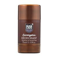 ManCave Natural Eucalyptus Deodorant 75ml